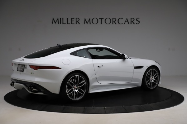 Used 2016 Jaguar F-TYPE R for sale $58,900 at Bentley Greenwich in Greenwich CT 06830 8