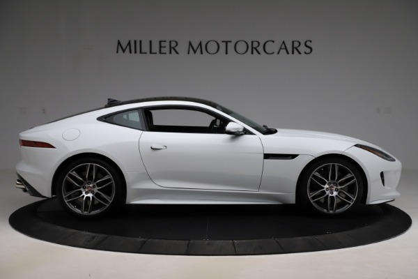 Used 2016 Jaguar F-TYPE R for sale $58,900 at Bentley Greenwich in Greenwich CT 06830 9