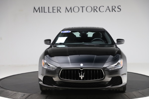 Used 2017 Maserati Ghibli S Q4 for sale $41,900 at Bentley Greenwich in Greenwich CT 06830 12