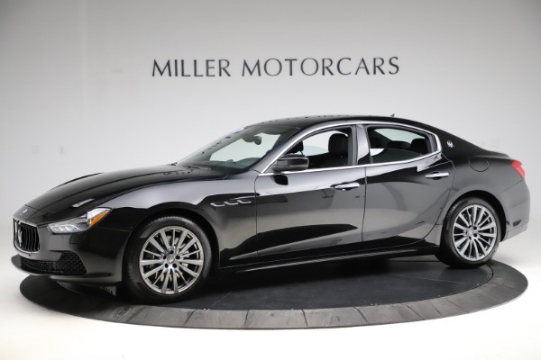 Used 2017 Maserati Ghibli S Q4 for sale $41,900 at Bentley Greenwich in Greenwich CT 06830 2
