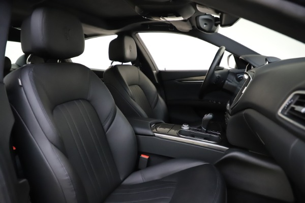 Used 2017 Maserati Ghibli S Q4 for sale $44,900 at Bentley Greenwich in Greenwich CT 06830 22