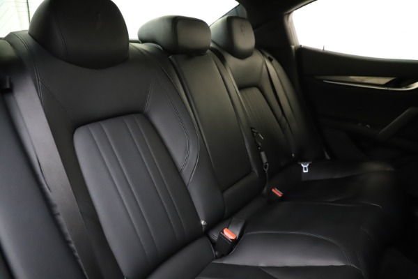 Used 2017 Maserati Ghibli S Q4 for sale $44,900 at Bentley Greenwich in Greenwich CT 06830 26