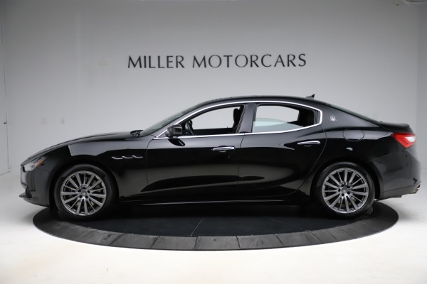 Used 2017 Maserati Ghibli S Q4 for sale $44,900 at Bentley Greenwich in Greenwich CT 06830 3