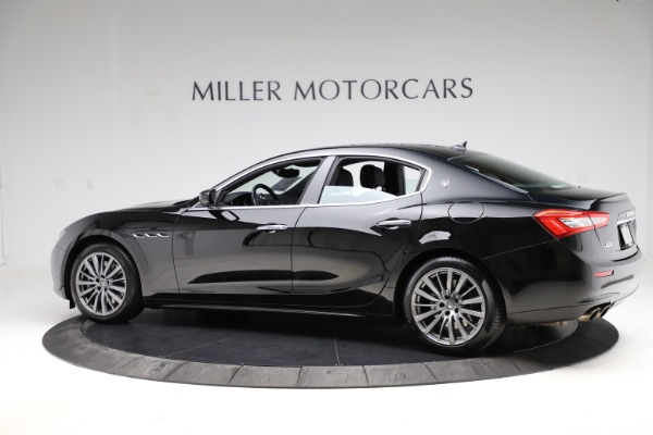 Used 2017 Maserati Ghibli S Q4 for sale $44,900 at Bentley Greenwich in Greenwich CT 06830 4