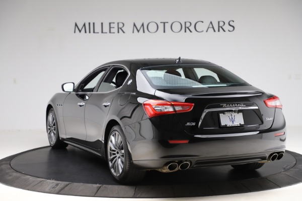 Used 2017 Maserati Ghibli S Q4 for sale $41,900 at Bentley Greenwich in Greenwich CT 06830 5