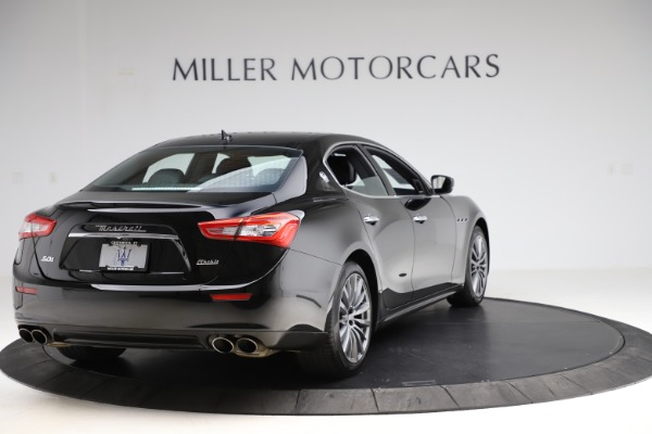 Used 2017 Maserati Ghibli S Q4 for sale $44,900 at Bentley Greenwich in Greenwich CT 06830 7