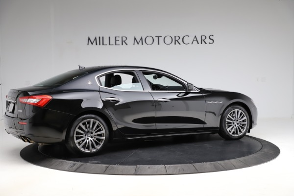 Used 2017 Maserati Ghibli S Q4 for sale $41,900 at Bentley Greenwich in Greenwich CT 06830 8