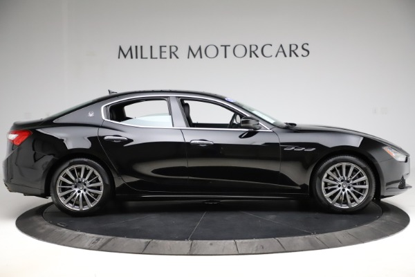 Used 2017 Maserati Ghibli S Q4 for sale $41,900 at Bentley Greenwich in Greenwich CT 06830 9