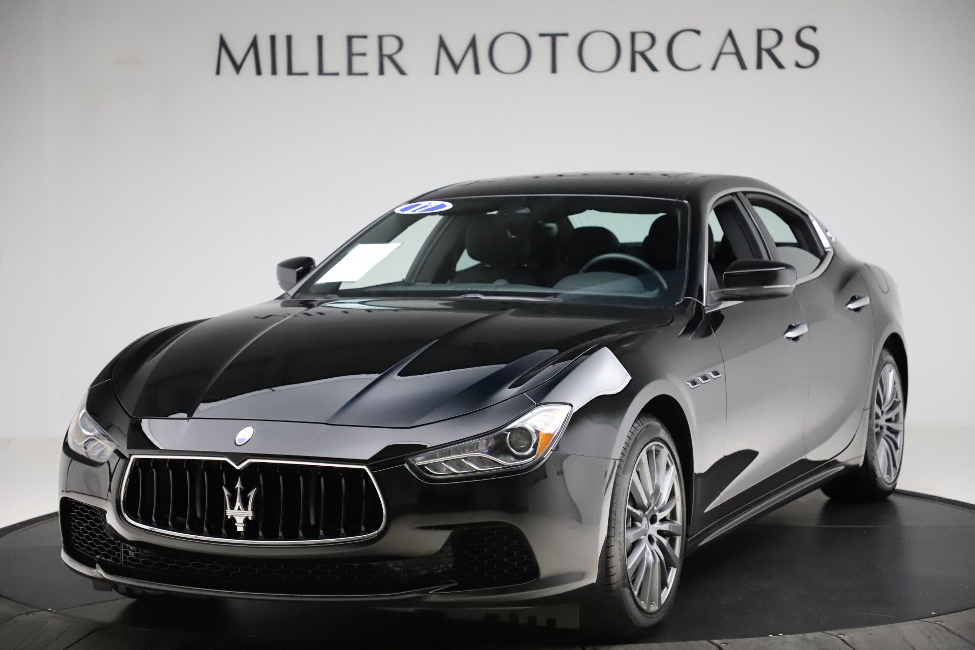 Used 2017 Maserati Ghibli S Q4 for sale $41,900 at Bentley Greenwich in Greenwich CT 06830 1