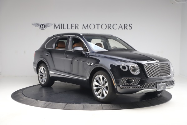 Used 2017 Bentley Bentayga W12 for sale $126,900 at Bentley Greenwich in Greenwich CT 06830 12
