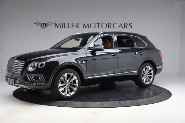 Used 2017 Bentley Bentayga W12 for sale $126,900 at Bentley Greenwich in Greenwich CT 06830 2