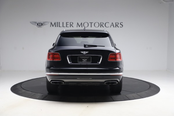 Used 2017 Bentley Bentayga W12 for sale $126,900 at Bentley Greenwich in Greenwich CT 06830 6