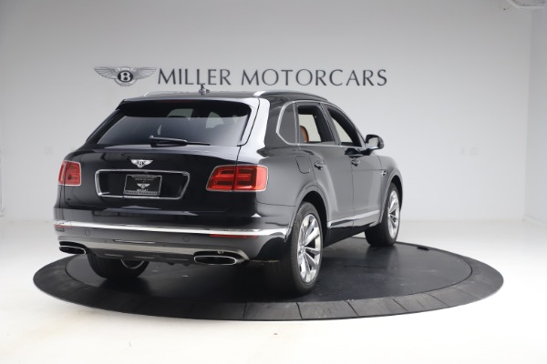 Used 2017 Bentley Bentayga W12 for sale $126,900 at Bentley Greenwich in Greenwich CT 06830 7