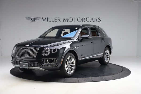 Used 2017 Bentley Bentayga W12 for sale $126,900 at Bentley Greenwich in Greenwich CT 06830 1