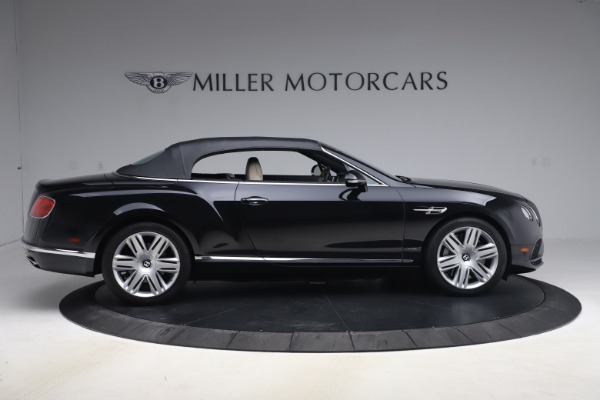 Used 2016 Bentley Continental GT W12 for sale $149,900 at Bentley Greenwich in Greenwich CT 06830 18