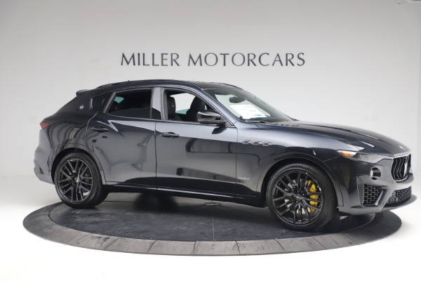 New 2021 Maserati Levante S Q4 GranSport for sale $107,135 at Bentley Greenwich in Greenwich CT 06830 10