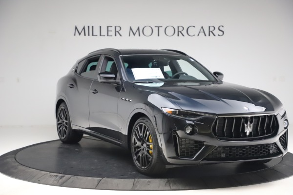 New 2021 Maserati Levante S Q4 GranSport for sale $107,135 at Bentley Greenwich in Greenwich CT 06830 11