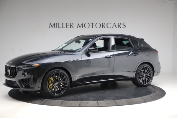 New 2021 Maserati Levante S Q4 GranSport for sale $107,135 at Bentley Greenwich in Greenwich CT 06830 2