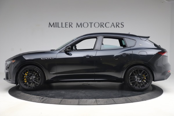 New 2021 Maserati Levante S Q4 GranSport for sale $107,135 at Bentley Greenwich in Greenwich CT 06830 3