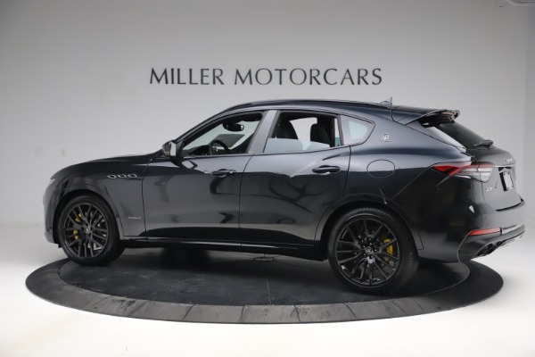 New 2021 Maserati Levante S Q4 GranSport for sale $107,135 at Bentley Greenwich in Greenwich CT 06830 4
