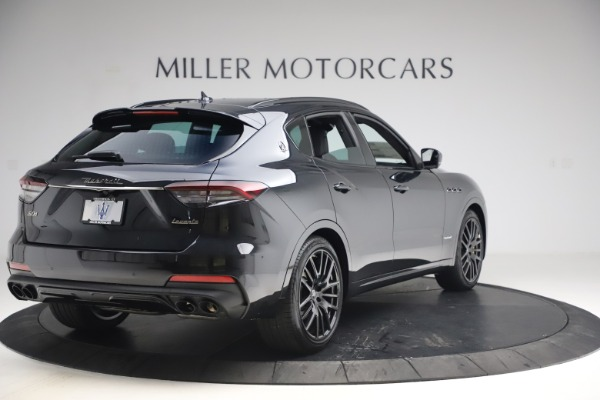 New 2021 Maserati Levante S Q4 GranSport for sale $107,135 at Bentley Greenwich in Greenwich CT 06830 7