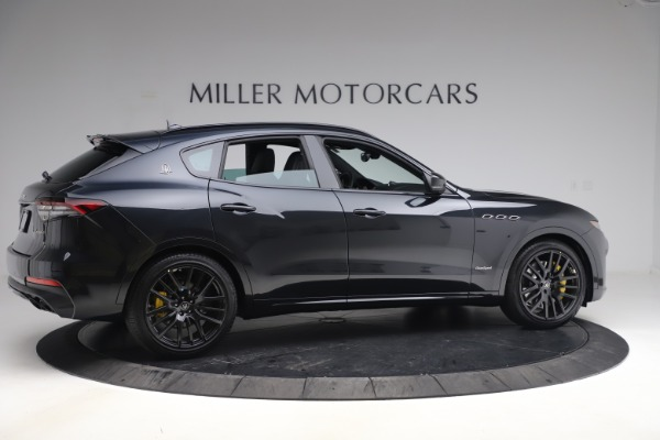 New 2021 Maserati Levante S Q4 GranSport for sale $107,135 at Bentley Greenwich in Greenwich CT 06830 8