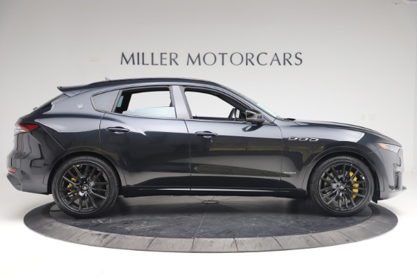 New 2021 Maserati Levante S Q4 GranSport for sale $107,135 at Bentley Greenwich in Greenwich CT 06830 9
