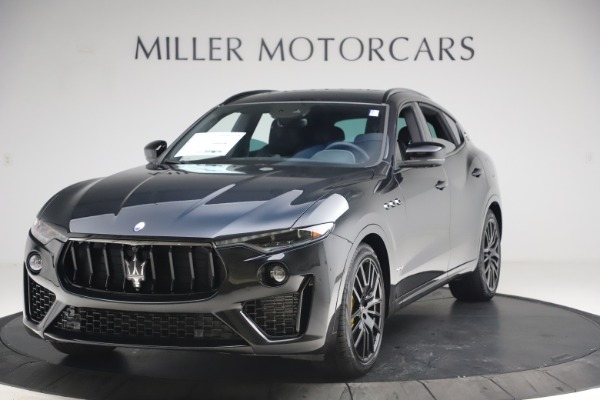 New 2021 Maserati Levante S Q4 GranSport for sale $107,135 at Bentley Greenwich in Greenwich CT 06830 1