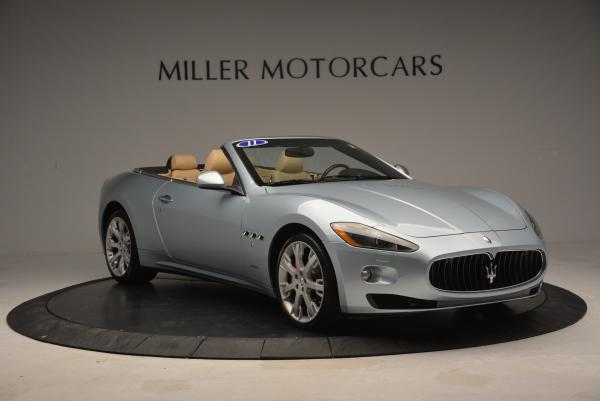 Used 2011 Maserati GranTurismo for sale Sold at Bentley Greenwich in Greenwich CT 06830 11
