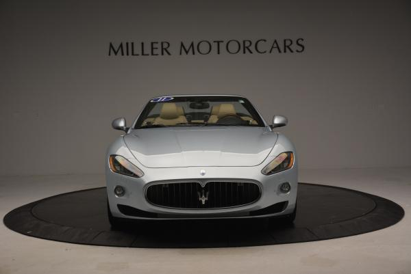Used 2011 Maserati GranTurismo for sale Sold at Bentley Greenwich in Greenwich CT 06830 12
