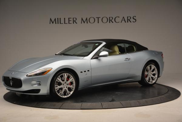 Used 2011 Maserati GranTurismo for sale Sold at Bentley Greenwich in Greenwich CT 06830 14