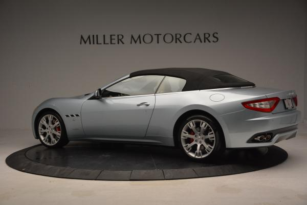 Used 2011 Maserati GranTurismo for sale Sold at Bentley Greenwich in Greenwich CT 06830 16