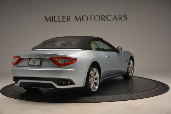 Used 2011 Maserati GranTurismo for sale Sold at Bentley Greenwich in Greenwich CT 06830 19