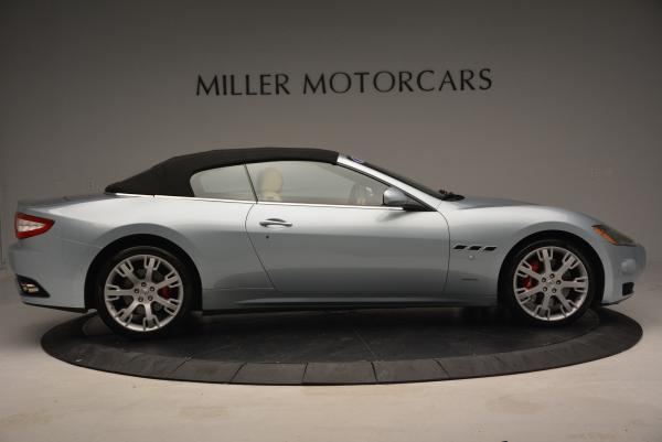 Used 2011 Maserati GranTurismo for sale Sold at Bentley Greenwich in Greenwich CT 06830 21