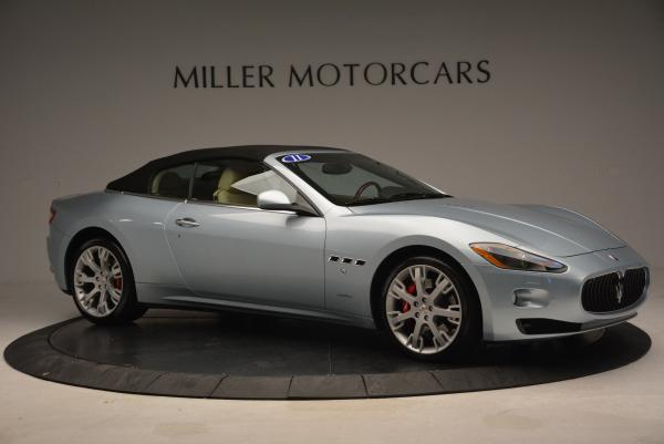 Used 2011 Maserati GranTurismo for sale Sold at Bentley Greenwich in Greenwich CT 06830 22