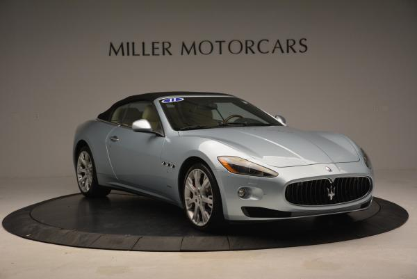 Used 2011 Maserati GranTurismo for sale Sold at Bentley Greenwich in Greenwich CT 06830 23