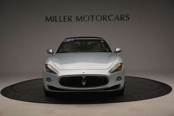 Used 2011 Maserati GranTurismo for sale Sold at Bentley Greenwich in Greenwich CT 06830 24