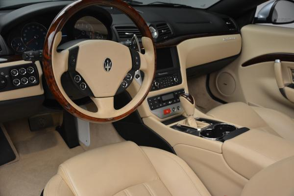 Used 2011 Maserati GranTurismo for sale Sold at Bentley Greenwich in Greenwich CT 06830 25