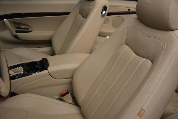 Used 2011 Maserati GranTurismo for sale Sold at Bentley Greenwich in Greenwich CT 06830 27