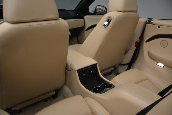 Used 2011 Maserati GranTurismo for sale Sold at Bentley Greenwich in Greenwich CT 06830 28