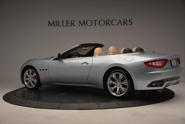 Used 2011 Maserati GranTurismo for sale Sold at Bentley Greenwich in Greenwich CT 06830 4