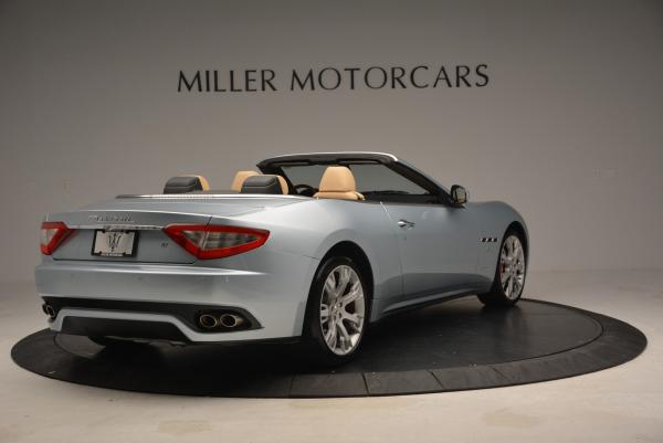 Used 2011 Maserati GranTurismo for sale Sold at Bentley Greenwich in Greenwich CT 06830 7