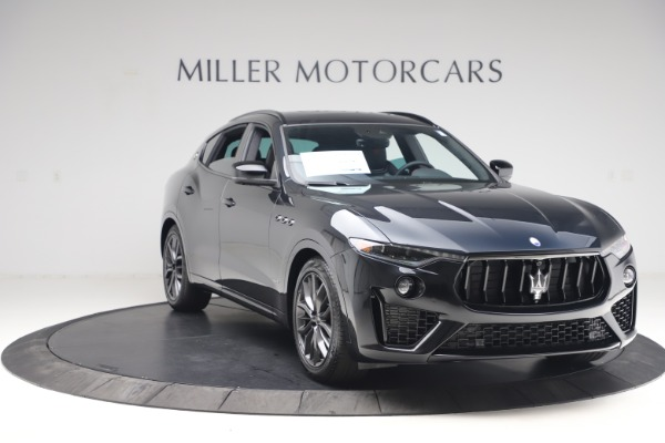 New 2021 Maserati Levante Q4 GranSport for sale Sold at Bentley Greenwich in Greenwich CT 06830 11