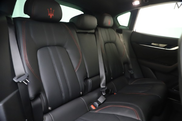 New 2021 Maserati Levante Q4 GranSport for sale Sold at Bentley Greenwich in Greenwich CT 06830 20