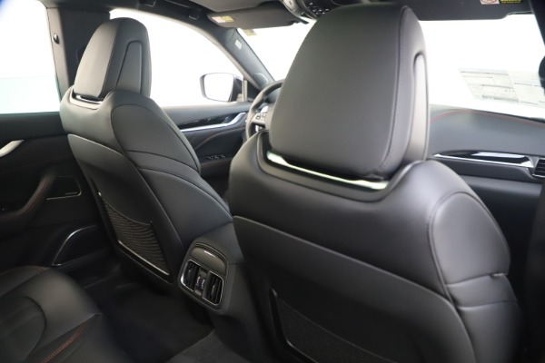 New 2021 Maserati Levante Q4 GranSport for sale Sold at Bentley Greenwich in Greenwich CT 06830 21