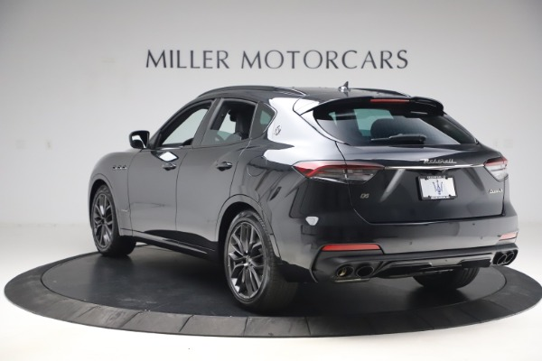 New 2021 Maserati Levante Q4 GranSport for sale Sold at Bentley Greenwich in Greenwich CT 06830 5