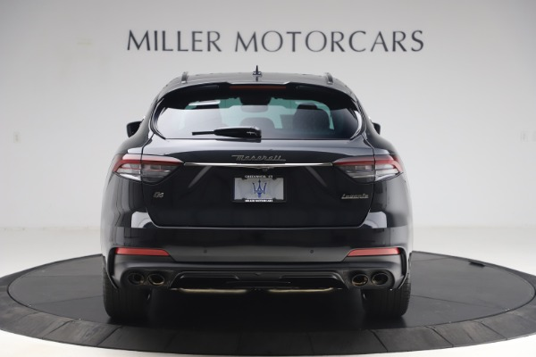 New 2021 Maserati Levante Q4 GranSport for sale Sold at Bentley Greenwich in Greenwich CT 06830 6