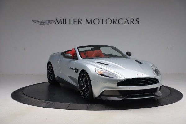 Used 2014 Aston Martin Vanquish Volante for sale $129,900 at Bentley Greenwich in Greenwich CT 06830 10