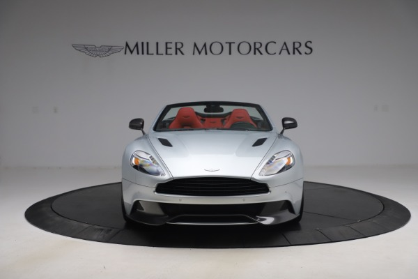 Used 2014 Aston Martin Vanquish Volante for sale $129,900 at Bentley Greenwich in Greenwich CT 06830 11