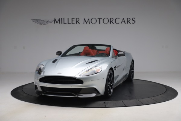 Used 2014 Aston Martin Vanquish Volante for sale $129,900 at Bentley Greenwich in Greenwich CT 06830 12